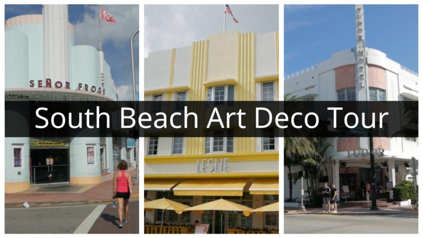 South Beach Miami Art Deco