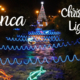 Cuenca Ecuador Christmas Lights