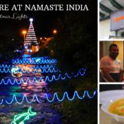 Namaste India + Cuenca's Christmas Lights