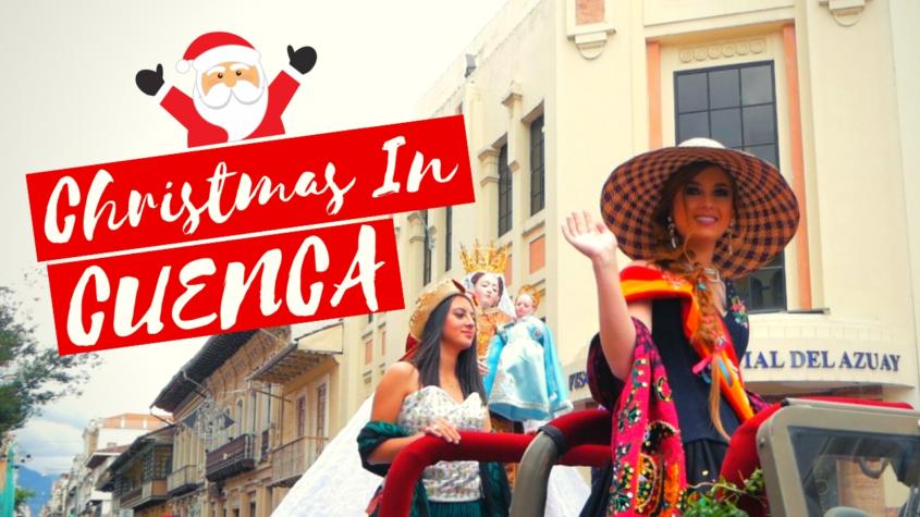 Cuenca Ecuador Christmas Parade