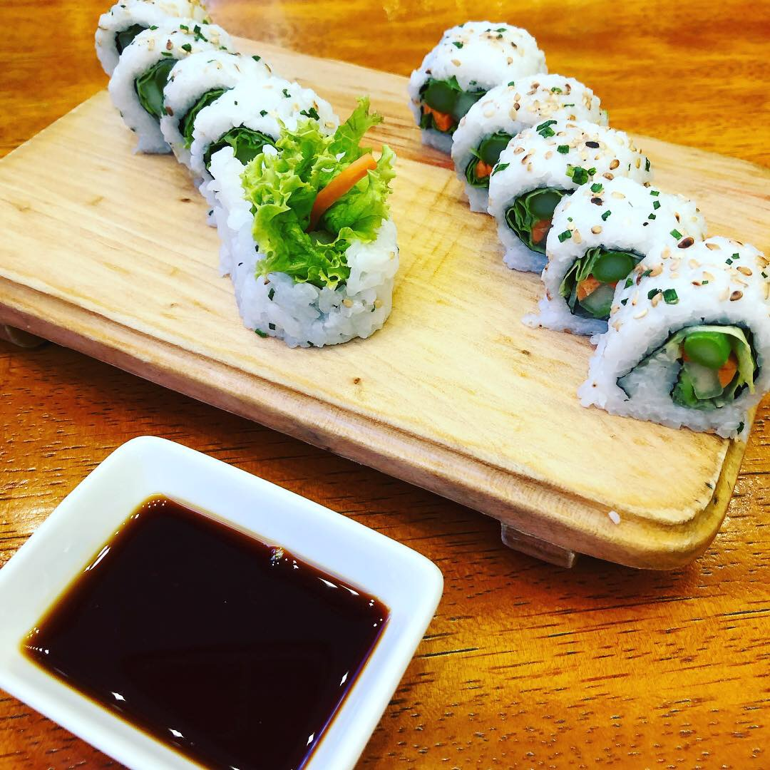 Noe Sushi Quito Airport Roll