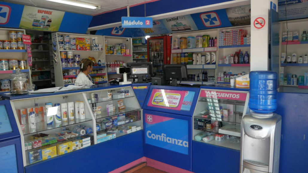 Cuenca Ecuador Pharmacy Tour - Cruz Azul