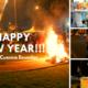 New Years Eve Apocalypse in Cuenca Ecuador