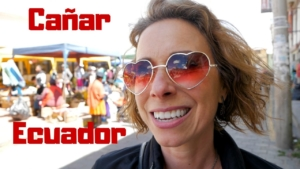 Cañar Ecuador Indigenous Market