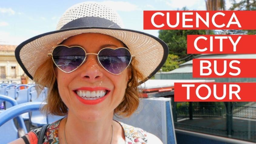 Cuenca Ecuador City Bus Tour