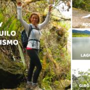 Girón Ecuador Waterfall + Hiking at Laguna de Busa
