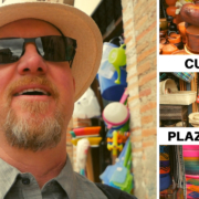 Plaza Rotary in Cuenca | Outdoor Marketplace