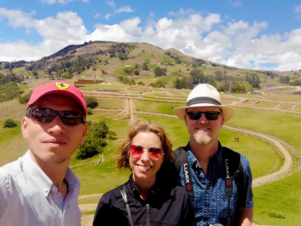 Ingapirca Inca Ruins Ecuador
