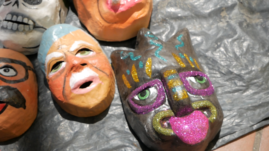 Monigote Masks