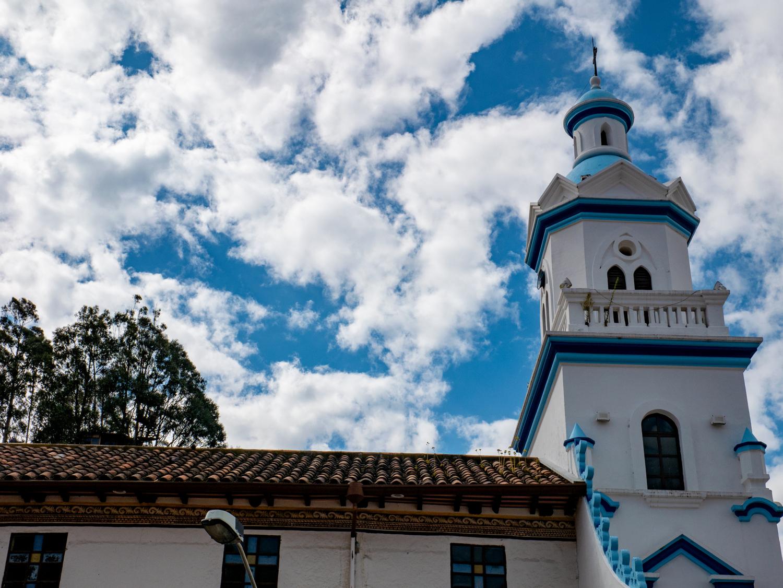 Turi Church Ecuador