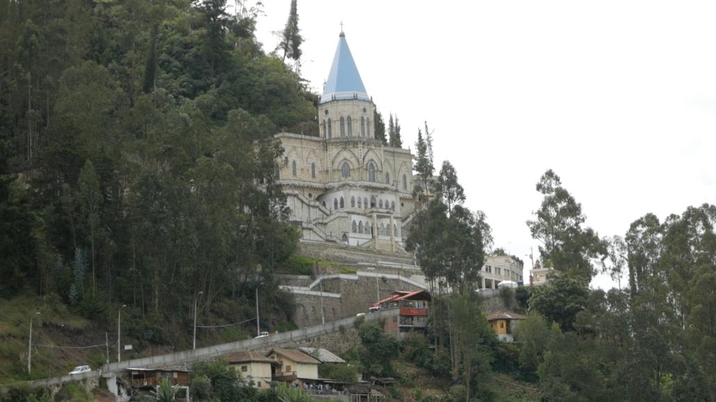 La Virgen del Rocío Biblián Ecuador
