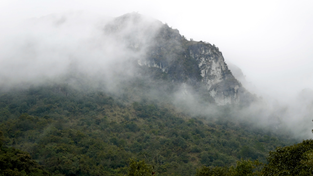 Lower Cajas Mountain Clouds