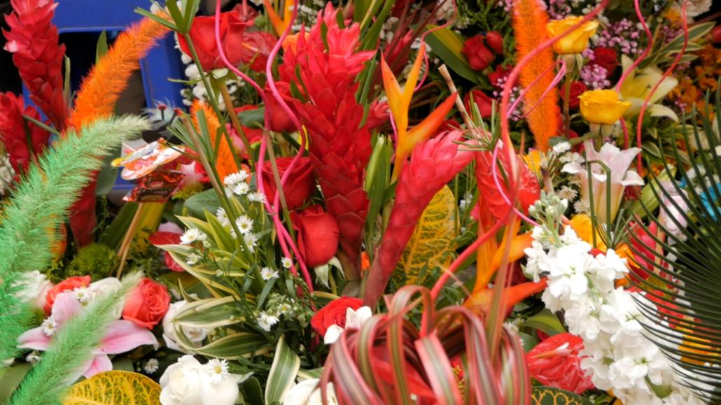 Valentine's Day Cuenca Ecuador 2019 Cuenca Flower Market