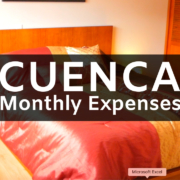 Cuenca Ecuador Rental House Tour