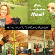 Cuenca Day In The Life + Aerial & Pole Fitness at Fit Alliance