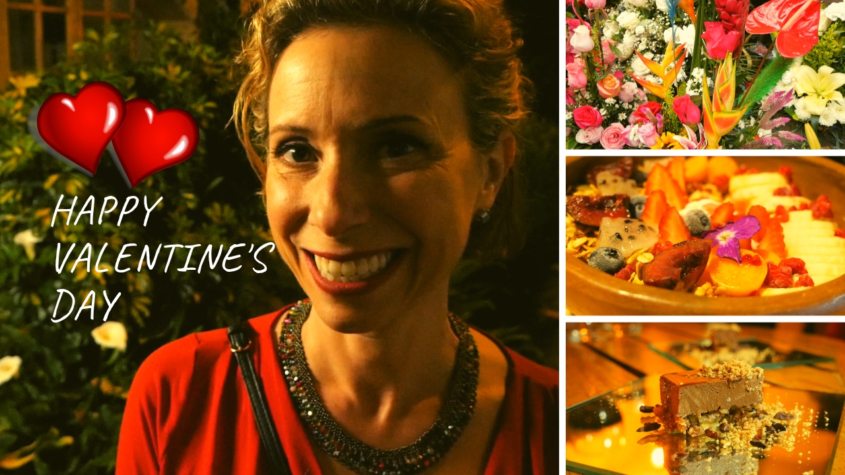 Valentine's Day in Cuenca 2019 + Aphrodisiac Dinner at Café Libre