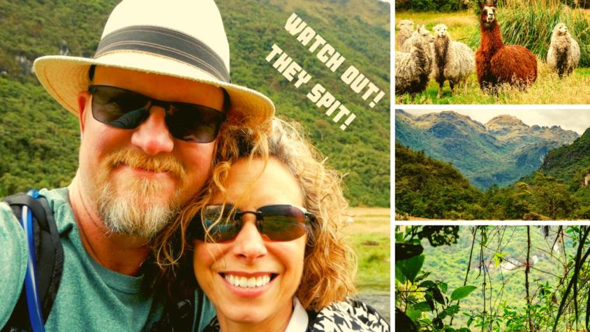 Lower Cajas National Park - Cuenca Ecuador