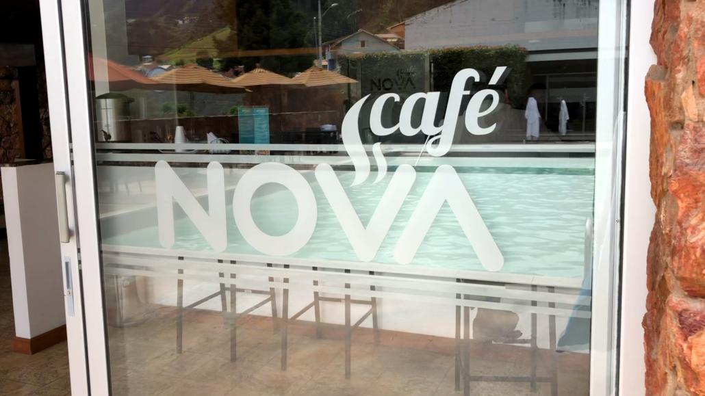 Cuenca Hot Springs Novaqua Café