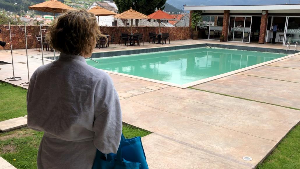 Cuenca Hot Springs Novaqua Pool