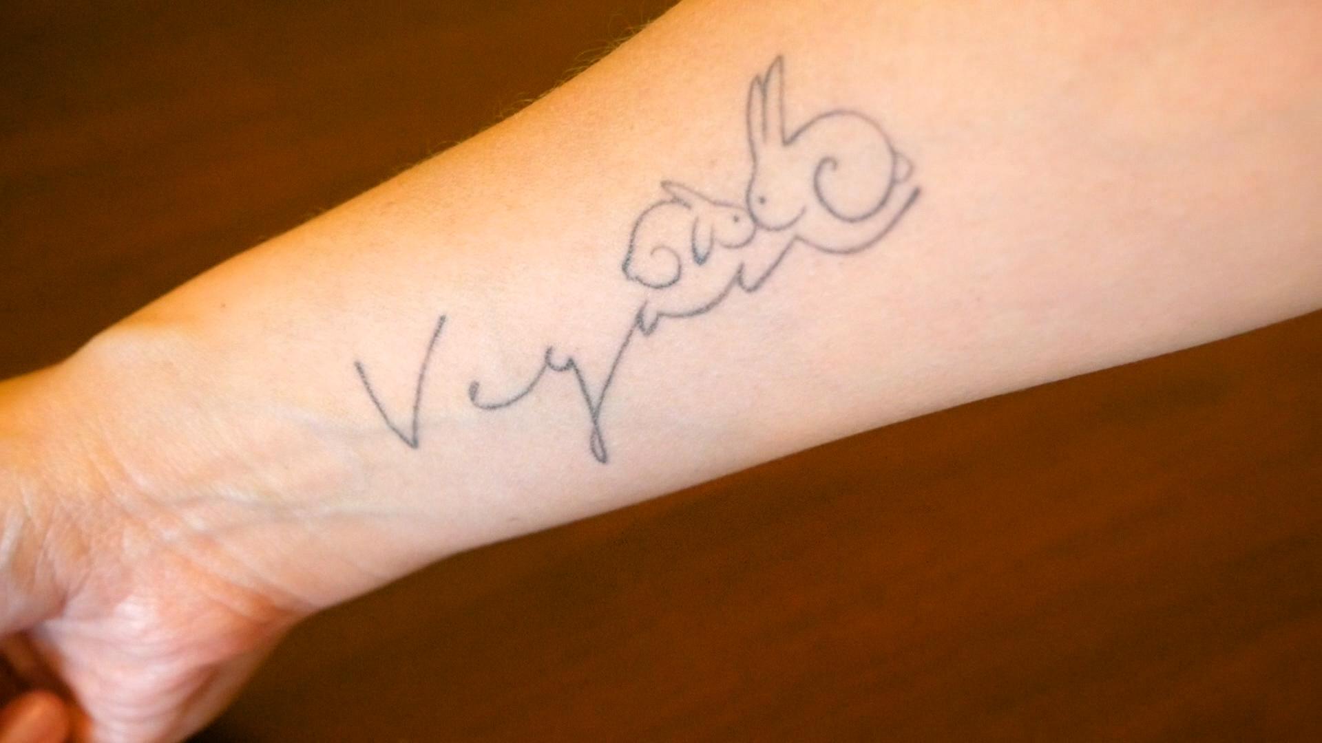 Rosys Vegan Tattoo Ameliaandjpcom