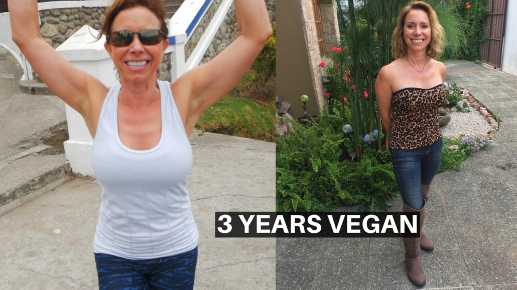 Amelia 3 Years Vegan