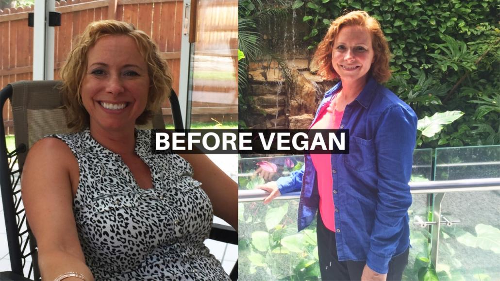 Amelia Before Vegan