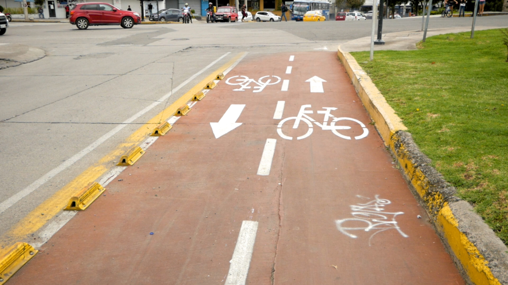 Cuenca Bike Lanes