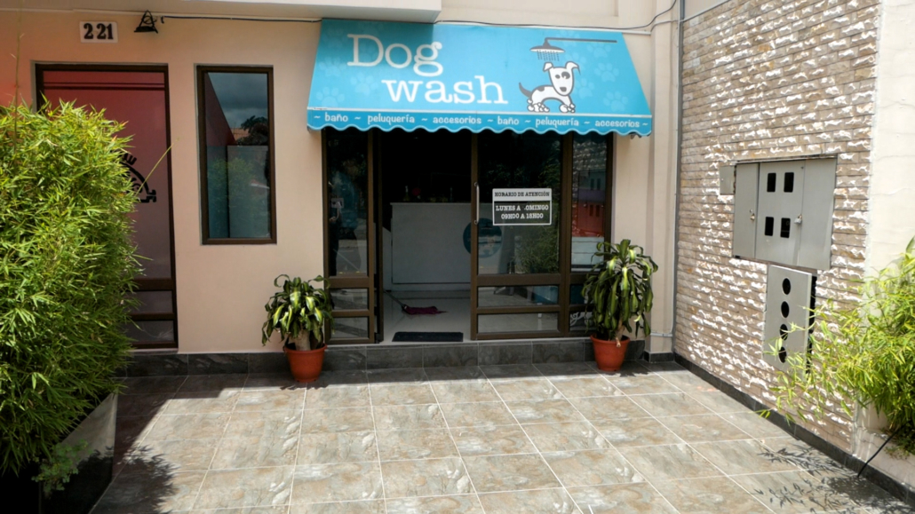 Dog Wash Cuenca