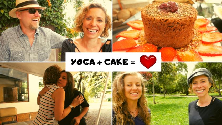 Yoga in the Park + 3 Year Veganversary