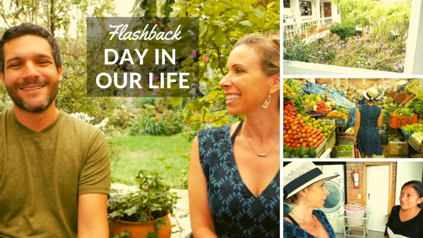 Flashback Day In Our Life + Apartamentos Otorongo Tour