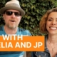 Q&A With Amelia And JP