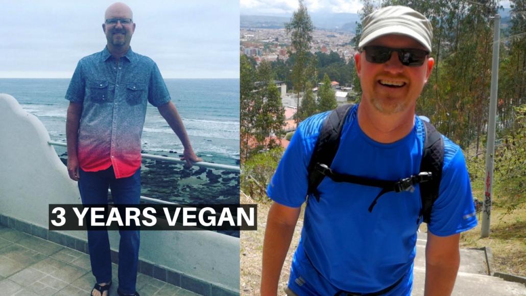 JP 3 Years Vegan