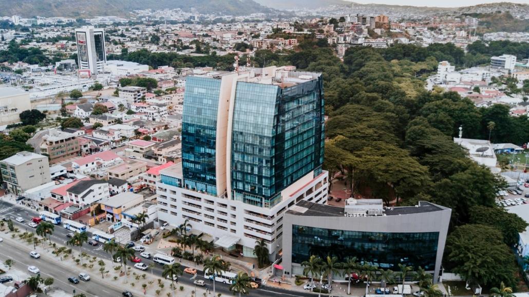 Marriott Courtyard Guayaquil