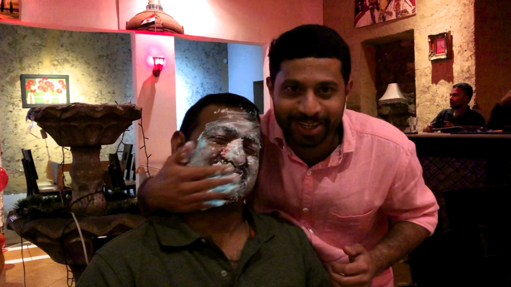 Abin Cake Face