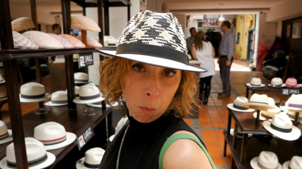 Museo Del Sombrero Cuenca Amelia Hat