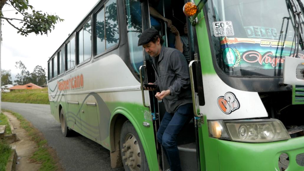Cojitambo Bus