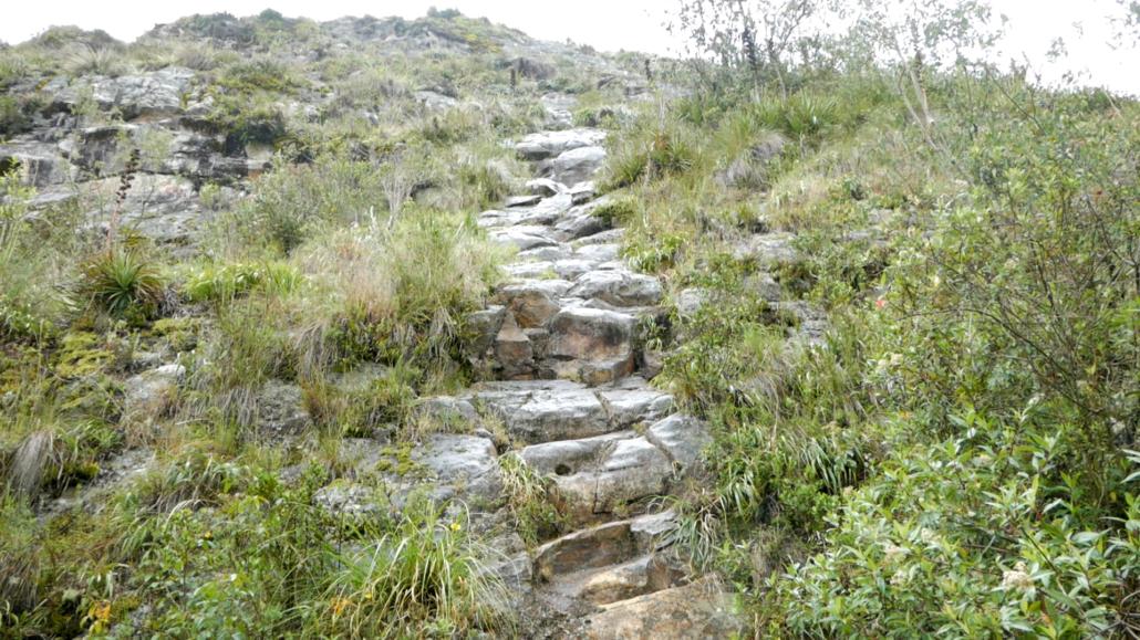 Cojitambo Climbing Wall 2