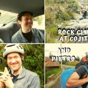 Rock Climbing Cojitambo Ecuador