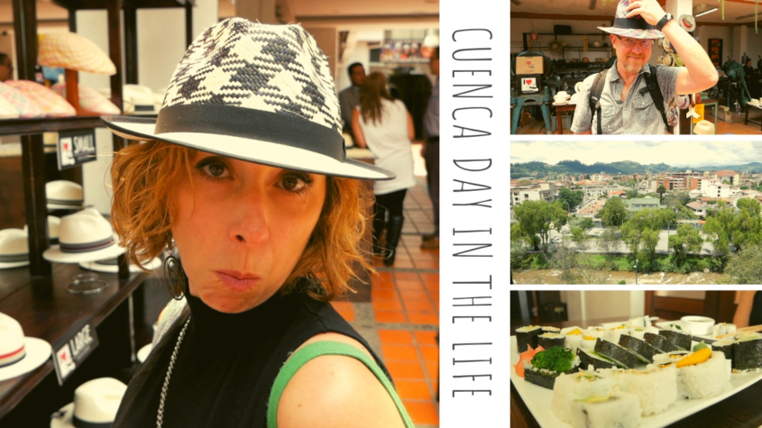 Cuenca Day In The Life + Lunch at Origami Sushi Cuenca