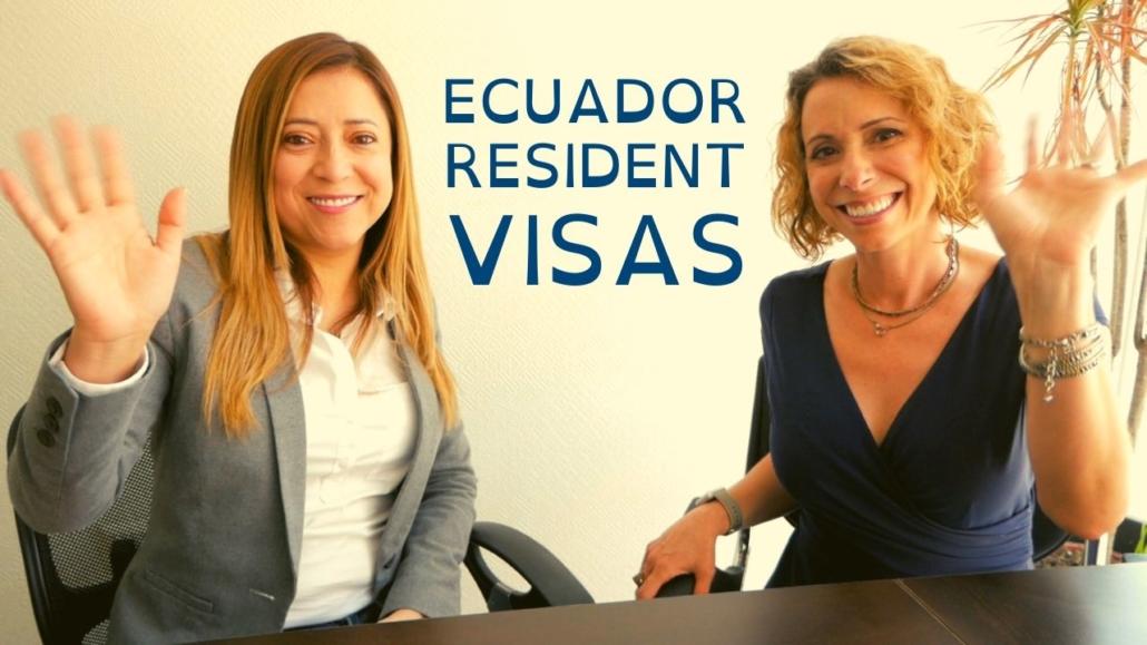 Ecuador Resident Visas
