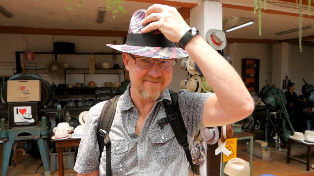 Museo Del Sombrero Cuenca JP Hat