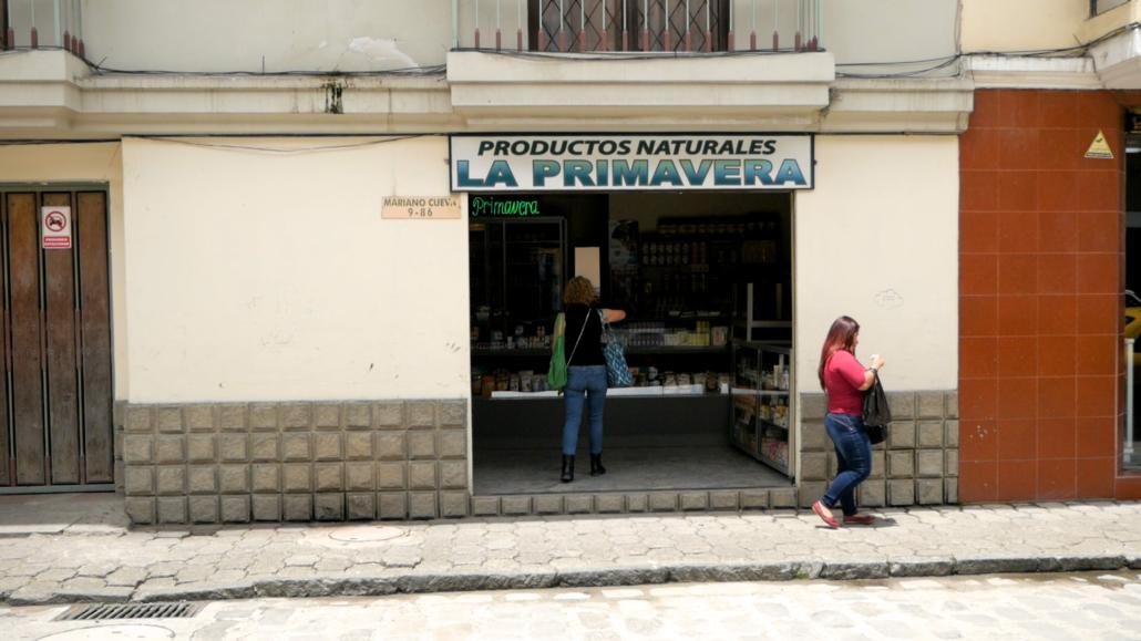 La Primavera Cuenca El Centro