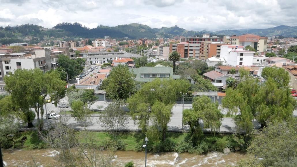 Museo Del Sombrero Cuenca View