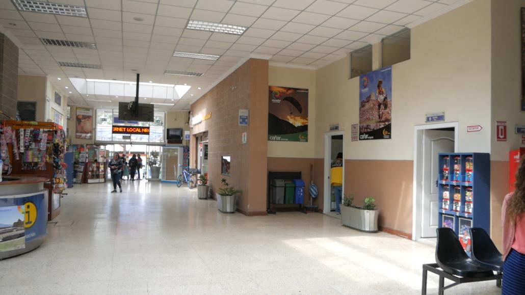 Terminal Terrestre Azogues