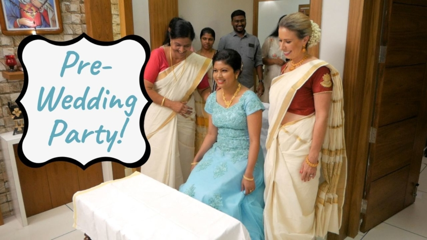 India Wedding Parties