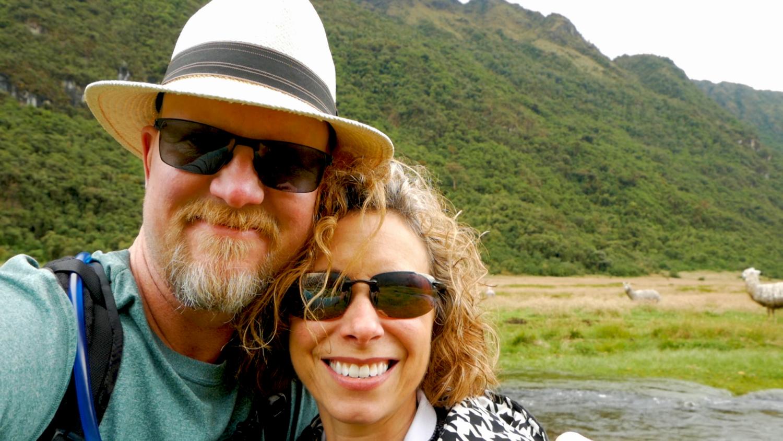 JP Amelia Llama Lower Cajas Cuenca Ecuador