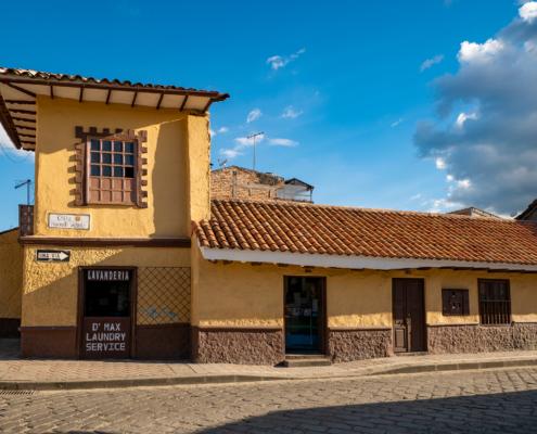 Cuenca Ecuador El Centro 1