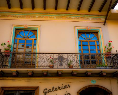 Cuenca Ecuador El Centro 10