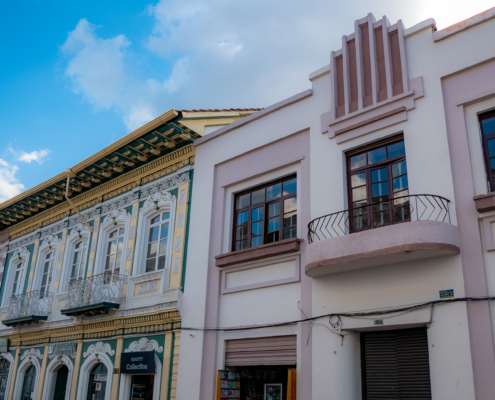 Cuenca Ecuador El Centro 12