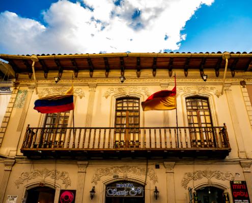 Cuenca Ecuador El Centro 16